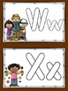 Fall Alphabet Activities and Centers