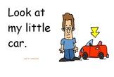 Kindergarten Levelled Sight Word Program