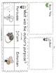 Kindergarten Listening Center Response Sheets