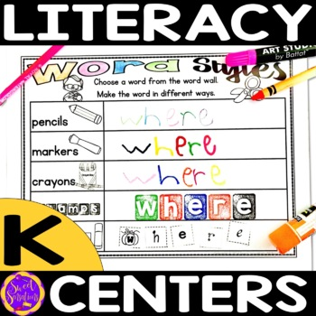 High Frequency Words Practice (RFK3)