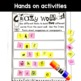 Kindergarten Word Wall and Literacy Activities and Centers