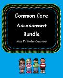 Common Core Assessment BUNDLE