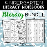 Kindergarten Literacy Bundle