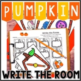 Kindergarten Literacy Center - Beginning Sound Write the Room