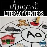 #fireworks2020 Kindergarten Literacy Centers Back to School