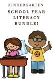 Kindergarten Literacy Centers -Bundle of Bundles
