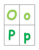 "Kindergarten Literacy Centers - Go Fish ""ABC Edition"""
