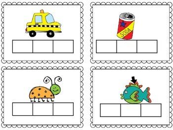 Kindergarten Literacy Centers Part 2 FREEBIE