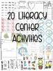 Kindergarten Literacy Centers Unit 9 {MAY}