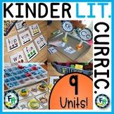 Kindergarten Literacy Curriculum BUNDLE