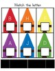 Kindergarten Literacy File Folder Activities