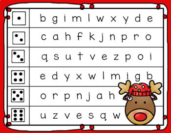 Kindergarten Literacy Games Bundle {Letter Sound Fluency, Syllables, and More!}