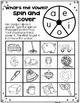 Kindergarten Literacy Take Home Games
