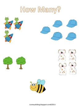 Kindergarten Literacy Pack