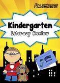 Kindergarten Literacy Review
