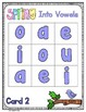 Kindergarten - Literacy-Sp.Ed.--Vowel Lotto -Beginning Sounds- Spring