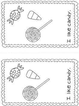 Kindergarten Literacy Stations for October with BONUS Calendar Pieces