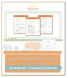 Emergency Sub Plans: Kindergarten: ELA: Lilly's Purple Pla