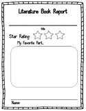 Kindergarten Literature and Informational Book Review