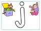 Kindergarten Lower Case Alphabet mats