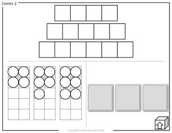 Kindergarten MATH: Counting to 10 (Mini-Bundle)