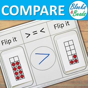 Kindergarten MATH Games: Comparing Quantities