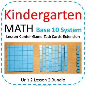 Kindergarten Math: Base 10