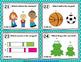 Kindergarten MD Task Cards: Measurement & Data Task Cards, K.MD Centers