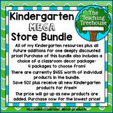 Kindergarten MEGA Store Bundle