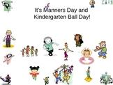 Kindergarten Manners Power Point