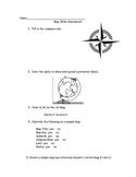 Kindergarten Map Skills Assessment