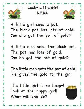 Kindergarten March Activities