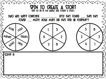 Kindergarten March Math Packet - Stations, Activities, Mini Lessons & Games