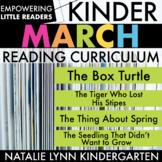 Kindergarten March Read Aloud Lessons & Activities | Empowering Little Readers