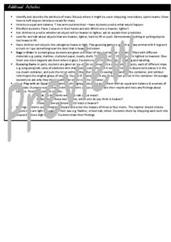 Kindergarten Mass Smart Notebook and Unit of Work Bundle 1