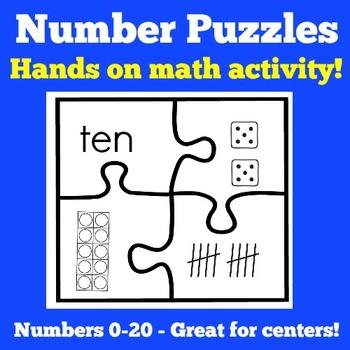 Math Kindergarten Numbers