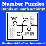 Number Recognition | Preschool Kindergarten 1st 2nd Grade