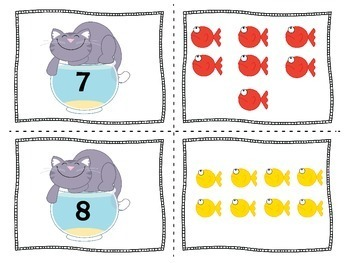 Kindergarten Number Recognition | Kindergarten Number Sense