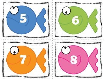 Kindergarten Math Center