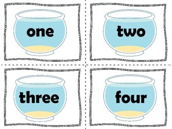 Number Matching Game 1 -20