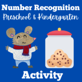 Preschool Math Center Game