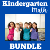 Kindergarten Math Activities | Bundle