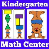 Shapes | Activity | Math Center | Preschool Kindergarten 1