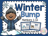 Winter Number Recognition Game for Pre K and Kindergarten