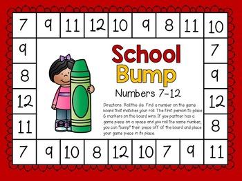 Numbers / Number Games