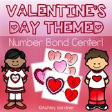 February Math Center for Kindergarten {Spring Math Centers for Kindergarten}