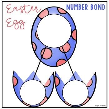 Kindergarten Math Activities - Easter