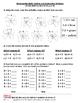 Kindergarten Math: Adding and Subtracting Numbers 2
