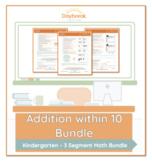 Emergency Sub Plans: Kindergarten: Math: Addition Within 10
