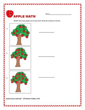Kindergarten Math Bundle:  Activities - Worksheets